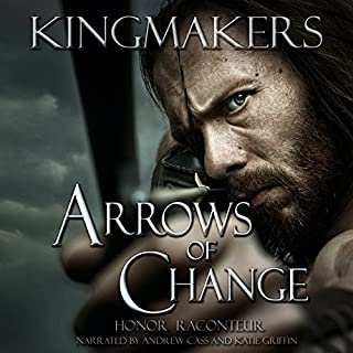 Arrows of Change audiobook cover art
