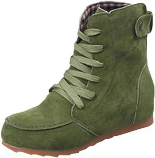 68368e8b Amazon.es: botines verdes
