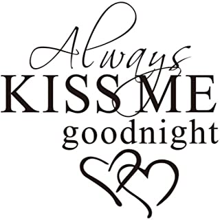 Best always kiss me goodnight stencil Reviews
