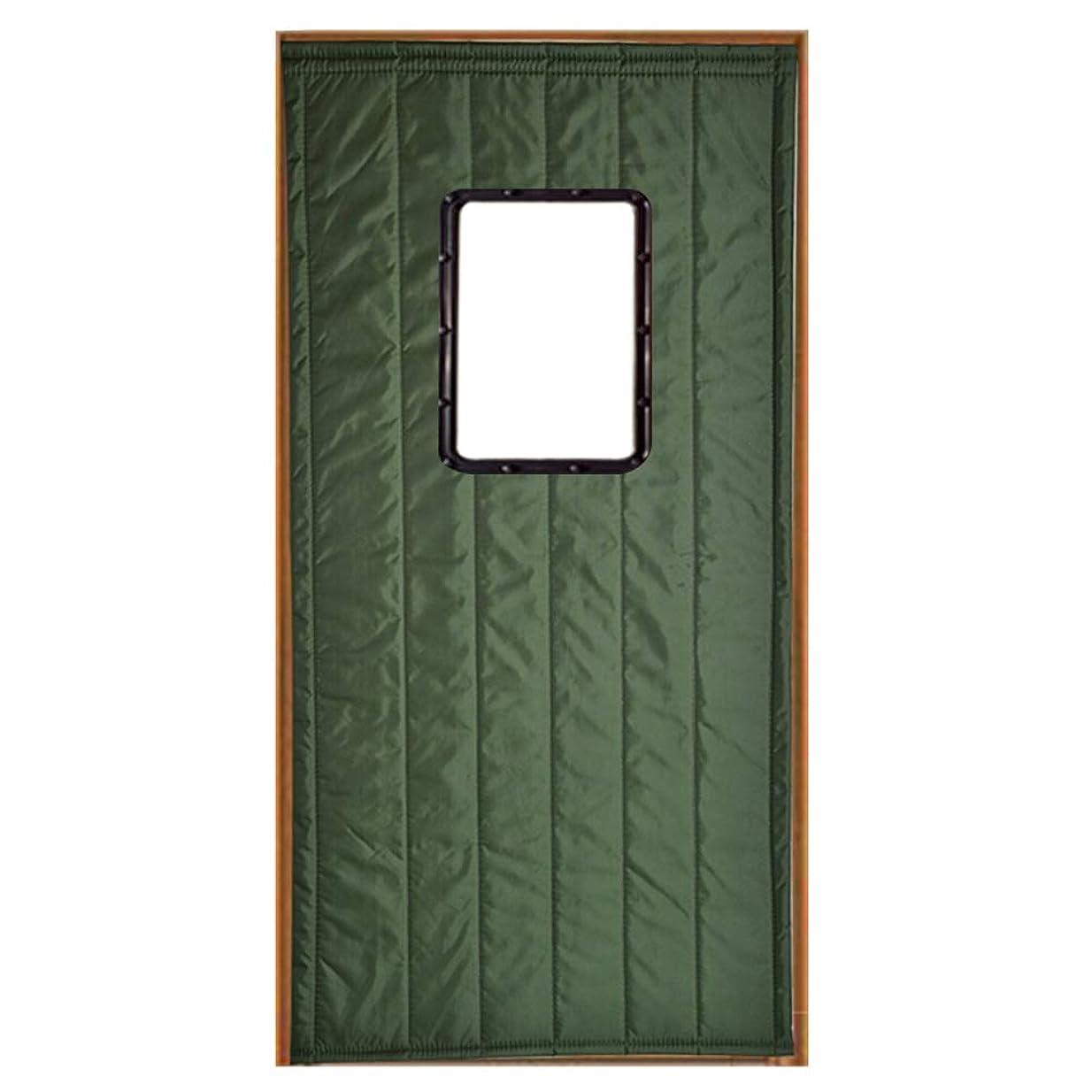 ソロ分離するタンクWUFENG ドアカーテン 厚い 絶縁 防塵の 防湿 耐食性 ウィンドウで、 3色 複数のサイズ カスタマイズ可能な (色 : C, サイズ さいず : 100x220cm)