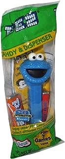 Pez Cookie Monster Candy Dispenser