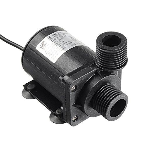 MYAMIA Dc 12V 5.5M 1000L/H Brushless Motor Submersible Water Pump