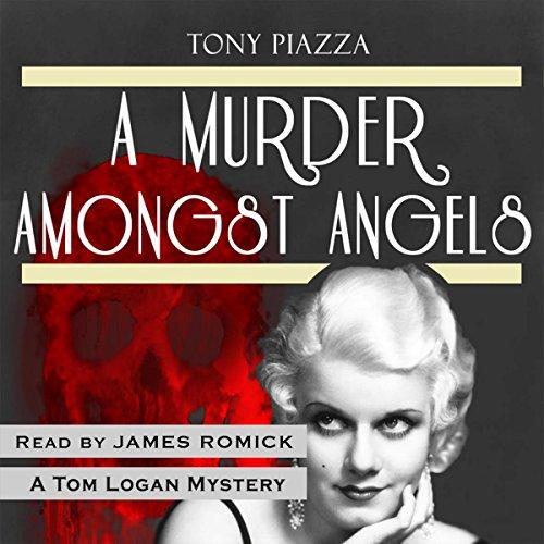 A Murder Amongst Angels audiobook cover art