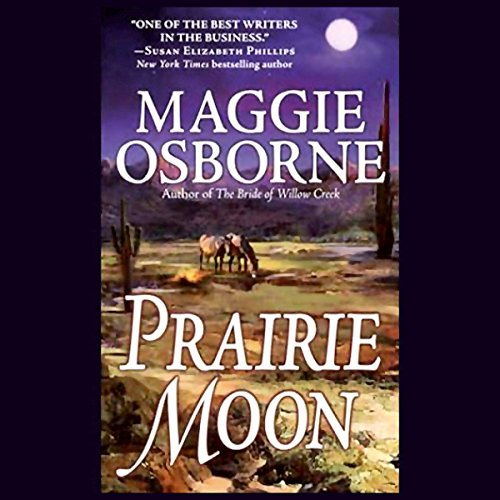 Prairie Moon audiobook cover art