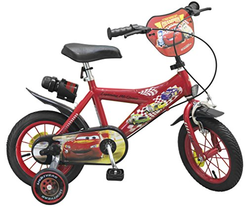 TOIMSA Cars - Bicicleta de 12' 732