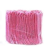 Einweg Gap, Mob Kappen, Haarnetz Gap, 100Stück, elastisch frei Größe, für Kosmetik, Beauty, Küche, Kochen, Home Industries, Krankenhaus