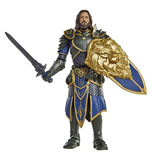 Warcraft Figur 15 cm Lothar