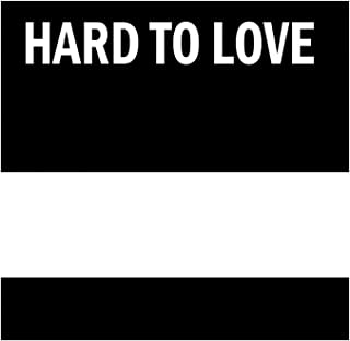 Hard to Love - Single (Lee Brice Tribute) [Explicit]