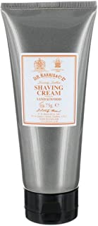 D.R.Harris & Co Sandalwood Shaving Cream Tube 75g