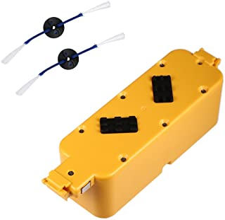 Powerextra 14.4v 3800mAh Battery Compatible with Roomba 400 405 410 415 416 418 4000 4100 4105 4110 4130 4150 4170 4188 42...