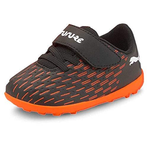 Puma Future 6.4 TT V Inf, Zapatillas de fútbol Unisex bebé, Negro, 23 EU