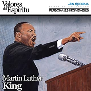 Biografía: Martin Luther King [Biography: Martin Luther King ] audiobook cover art