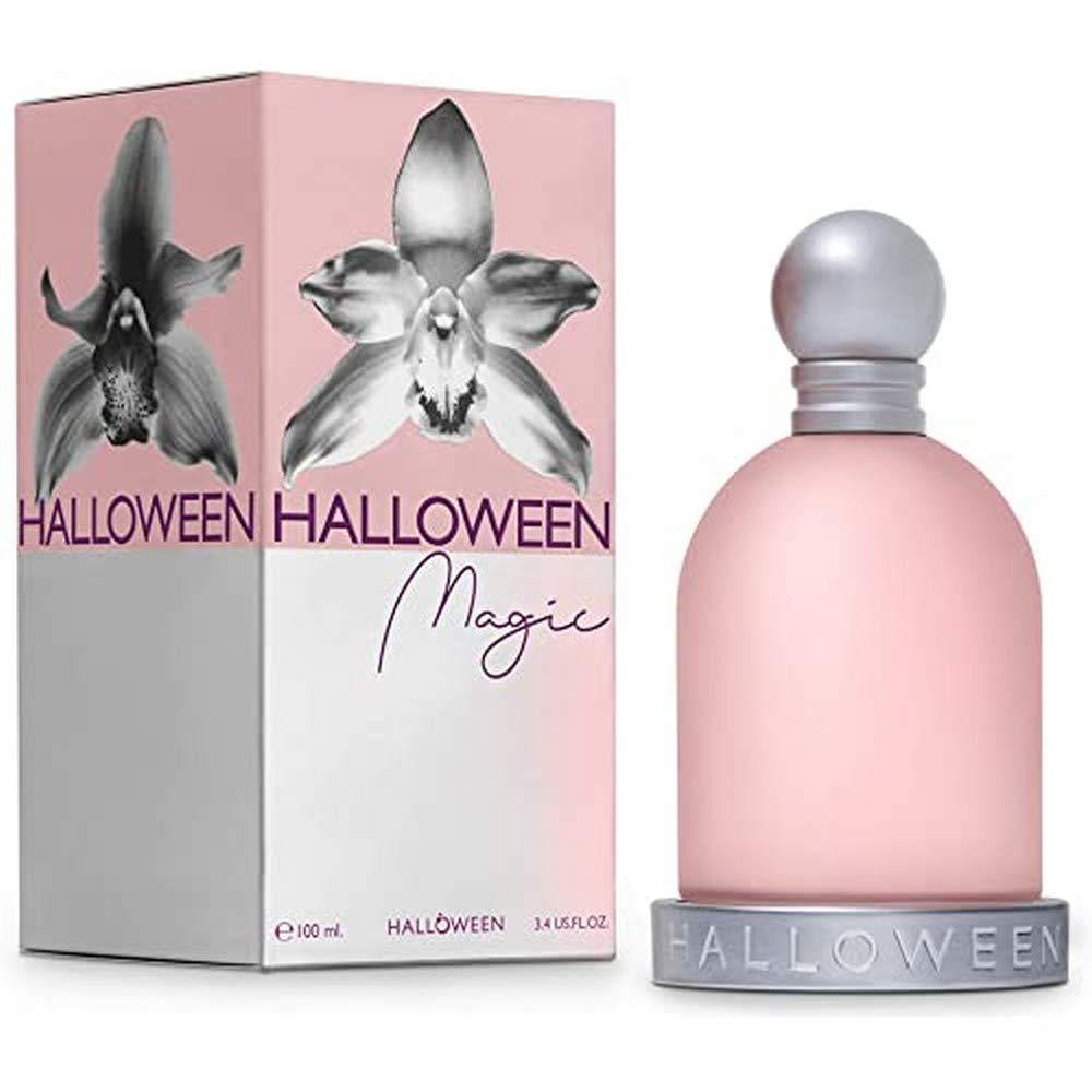 JESÚS DEL POZO Halloween Magic half Excellent For Spr Wonmen Eau Toilette De