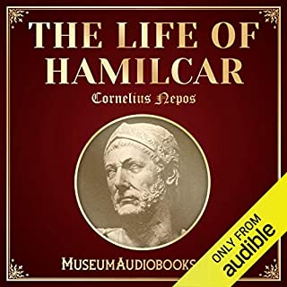The Life of Hamilcar audiobook cover art