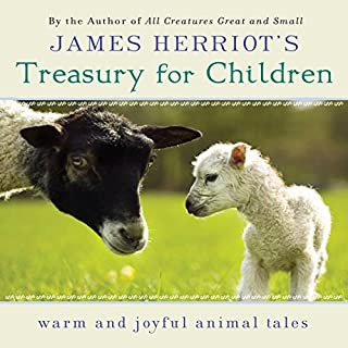 James Herriot's Treasury for Children cover art