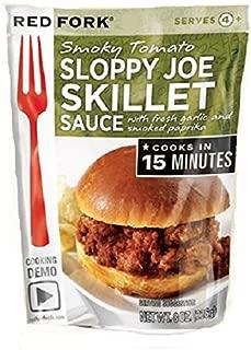 Red Fork Smoky Tomato Sloppy Joe Skillet Sauce, 8 oz