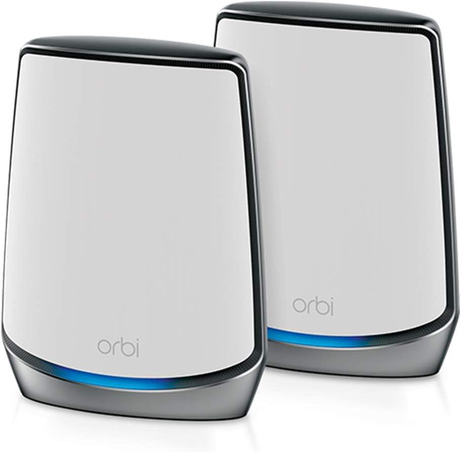 netgear orbi tri band mesh wifi system for gigabit internet