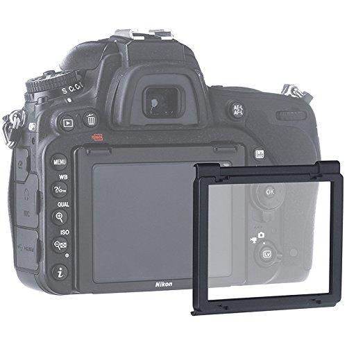 STSEETOP Nikon D750 Screen Protector,Professional Optical Camera Tempered Glass LCD Screen Protector for Nikon D750