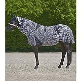 WALDHAUSEN Ekzemdecke Zebra, 135 cm, schwarz/weiß, 135 cm