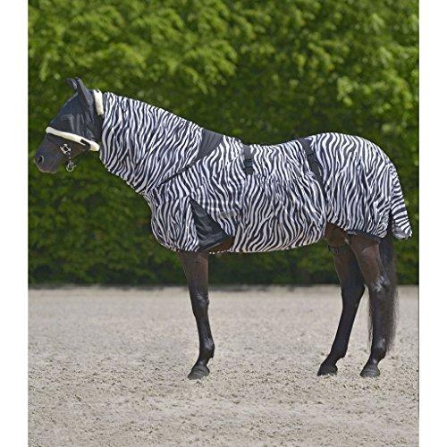 Waldhausen Ekzemdecke Zebra, 145 cm, schwarz/weiß, 145 cm