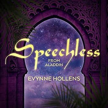 "Speechless (From ""Aladdin"")"