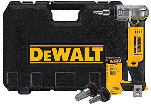 DEWALT 20V MAX Pex Expander Tool, 1-Inch, Tool Only (DCE400B)