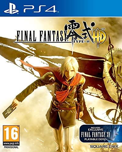 Final Fantasy Type-0 HD [Importación Inglesa]