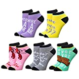 Friends TV Show Ankle Socks - 5-Pack