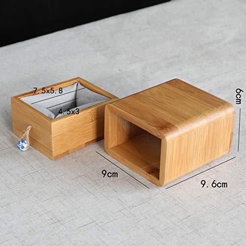 Simmia Home Caja Almacenamiento Retro Caja Decorativa