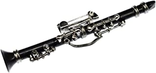 Miniblings Clarinete Clarinete Broche Pines distintivos Klarinetistin + Box
