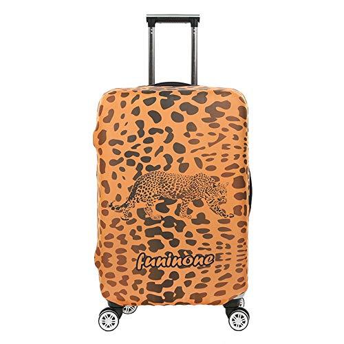 GIYL bagage-beschermhoes, 3D-print beschermhoes voor koffers op wielen, afwasbare beschermhoes tegen krassen, voor 18-32-inch bagage