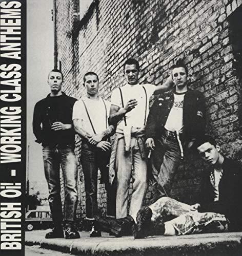 British Oi! Working Class Anthems [Vinyl]