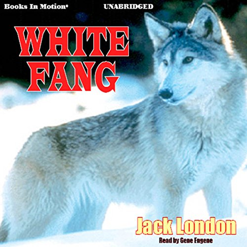 White Fang audiobook cover art