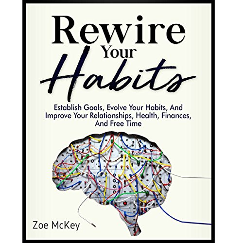 Rewire Your Habits audiobook cover art
