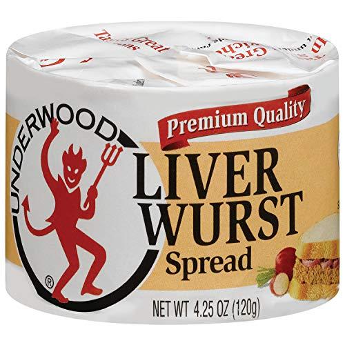 Underwood Liver Wurst Spread
