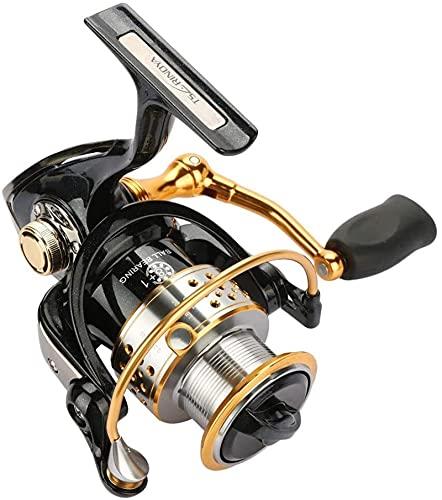 Fishing Reels Carrete de Pesca de Metal Bobina de carretes de Hilado...