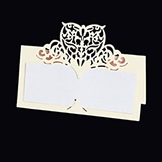 Greeting card الحب القلب الليزر قطع الجدول اسم مكان بطاقات الدانتيل اسم رسالة إعداد بطاقة الزفاف عيد ميلاد الحزب الإحسان ا...