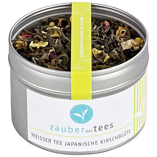 Zauber des Tees Weißer Tee Japanische Kirschblüte, 50g