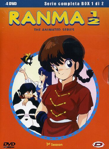Ranma 1/2 - The animated series Stagione 01 Episodi 01-25