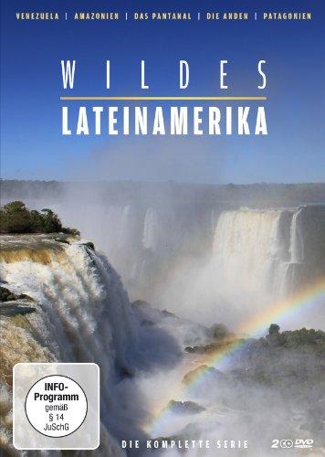 Wildes Lateinamerika (Venezuela, Amazonien, Pantanal, Anden, Patagonien) (2 DVDs)