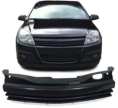 Carparts-Online 13080 Sport Grill Kühlergrill ohne Emblem