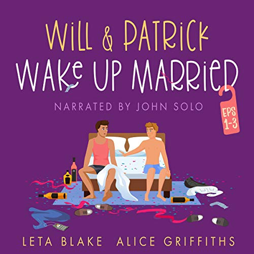 Wake Up Married Serial, Episodes 1-3 cover art