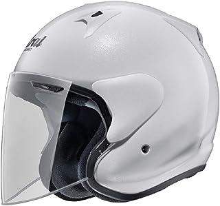 アライ(ARAI) バイクヘルメット ジェット SZ-G グラスホワイト L 59-60cm