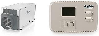 Aprilaire 1820 Crawl Space Pro Dehumidifier, 70 Pint Dehumidifier for Crawl Spaces up to 2200 sq. ft. + 76 Digital Wall Mount Dehumidifier Control