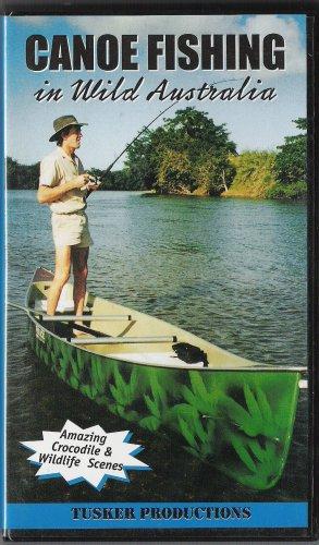 Canoe Fishing in Wild Australia