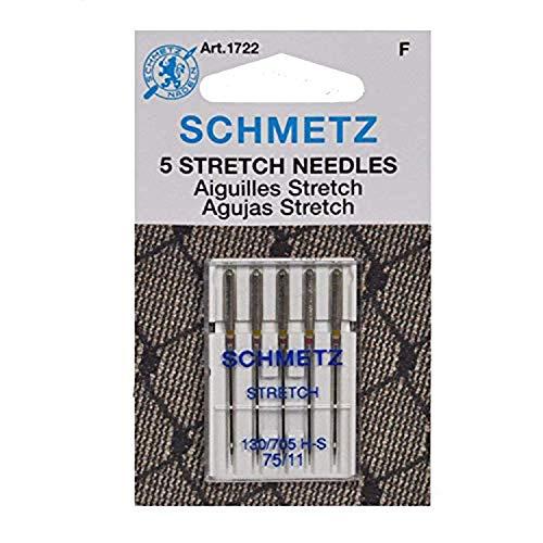 Purchase Schmetz Stretch 130/705 H-S 75/11 Needles Art. 1722
