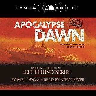 Apocalypse Dawn audiobook cover art