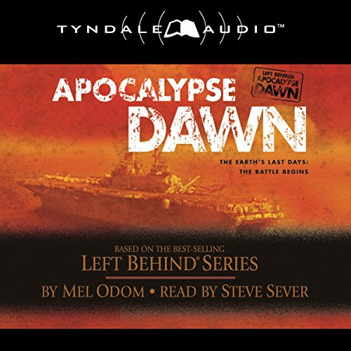 Apocalypse Dawn audiobook cover art