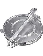 20cm opvouwbare DIY tortilla maker pers pan aluminium gebak taart persmaker thuis keuken meel maïs bakken press maker tool