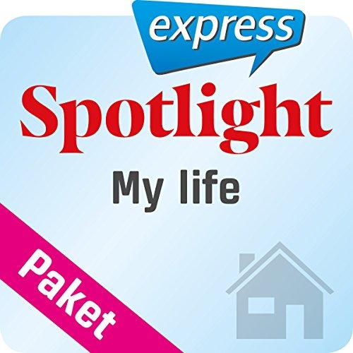 Couverture de Spotlight express im Paket - Mein Leben: Wortschatz-Training Englisch - My Life